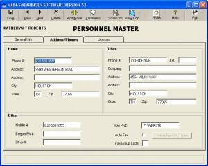 Personnel Master - How Reports are Received
